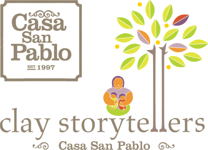 Casa San Pablo Clay Story Tellers